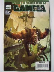 World War Hulk Gamma Corps #4 of 4